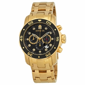 Invicta 21922 Pro Diver Mens Chronograph Quartz Watch