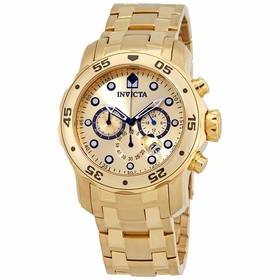 Invicta 21924 Pro Diver Mens Chronograph Quartz Watch