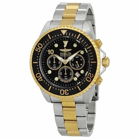 Invicta 22037 Pro Diver Mens Chronograph Quartz Watch