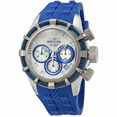 Invicta 22152 Bolt Mens Chronograph Quartz Watch