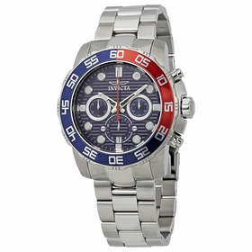 Invicta 22225 Pro Diver Mens Chronograph Quartz Watch