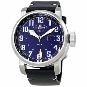 Invicta 22251 Aviator GMT Mens Quartz Watch