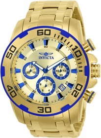 Invicta 22320 Pro Diver Mens Chronograph Quartz Watch