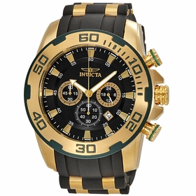Invicta 22347 Pro Diver Mens Chronograph Quartz Watch