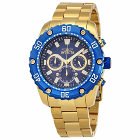 Invicta 22518 Pro Diver Mens Chronograph Quartz Watch