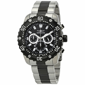 Invicta 22521 Pro Diver Mens Chronograph Quartz Watch