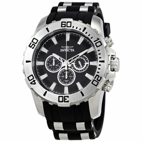 Invicta 22555 Pro Diver Mens Chronograph Quartz Watch