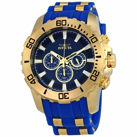 Invicta 22556 Pro Diver Mens Chronograph Quartz Watch