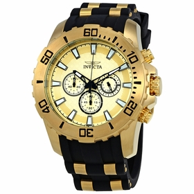 Invicta 22558 Pro Diver Mens Chronograph Quartz Watch