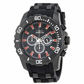 Invicta 22560 Pro Diver Mens Chronograph Quartz Watch