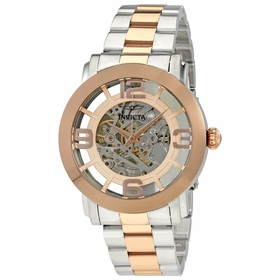 Invicta 22584 Vintage Mens Automatic Watch