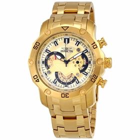 Invicta 22761 Pro Diver Mens Chronograph Quartz Watch