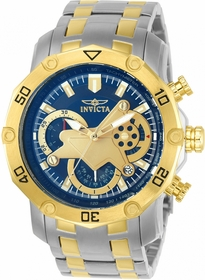 Invicta 22762 Pro Diver Mens Chronograph Quartz Watch
