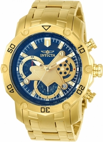 Invicta 22765 Pro Diver Mens Chronograph Quartz Watch