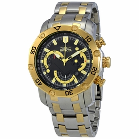Invicta 22768 Pro Diver Mens Chronograph Quartz Watch