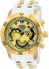 Invicta 23424 Pro Dive Mens Chronograph Quartz Watch