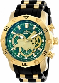 Invicta 23425 Pro Diver Mens Chronograph Quartz Watch