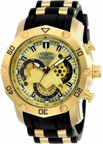 Invicta 23427 Pro Diver Mens Chronograph Quartz Watch