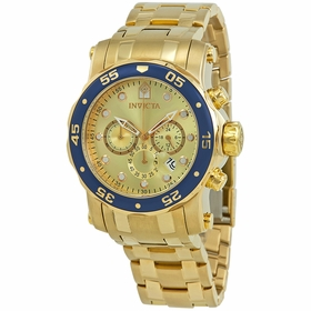 Invicta 23669 Pro Diver Mens Chronograph Quartz Watch