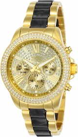 Invicta 24125 Angel Ladies Chronograph Quartz Watch