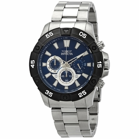 Invicta 24584 Pro Diver Mens Chronograph Quartz Watch
