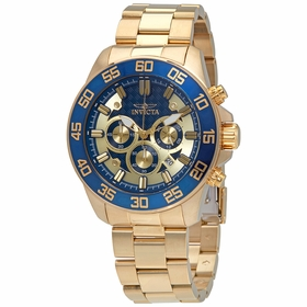 Invicta 24727 Pro Diver Mens Chronograph Quartz Watch