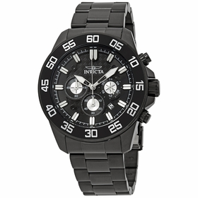 Invicta 24735 Pro Diver Mens Chronograph Quartz Watch