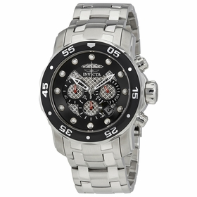Invicta 25331 Pro Diver Mens Chronograph Quartz Watch