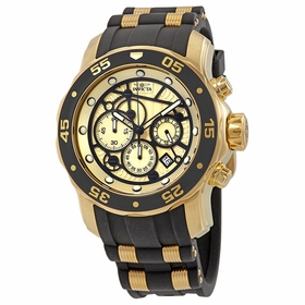 Invicta 25709 Pro Diver Mens Chronograph Quartz Watch