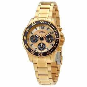 Invicta 25747 Pro Diver Ladies Chronograph Quartz Watch