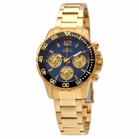 Invicta 25749 Pro Diver Ladies Chronograph Quartz Watch