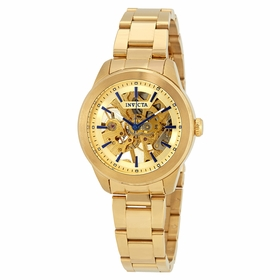 Invicta 25751 Vintage Ladies Automatic Watch