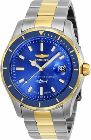 Invicta 25815 Pro Diver Master of the Oceans Mens Quartz Watch