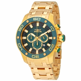Invicta 26077 Pro Diver Mens Chronograph Quartz Watch