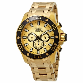 Invicta 26079 Pro Diver Mens Chronograph Quartz Watch