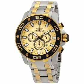 Invicta 26080 Pro Diver Mens Chronograph Quartz Watch