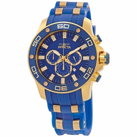 Invicta 26087 Pro Diver Mens Chronograph Quartz Watch