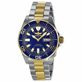 Invicta 7046 Sapphire Diver Mens Automatic Watch
