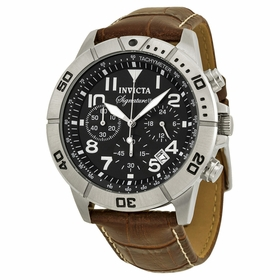Invicta 7281 Signature II Mens Chronograph Quartz Watch