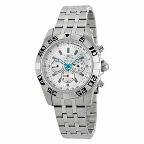 Invicta 7302 Signature II Mens Chronograph Quartz Watch