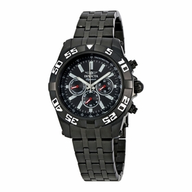 Invicta 7304 Signature II Mens Chronograph Quartz Watch