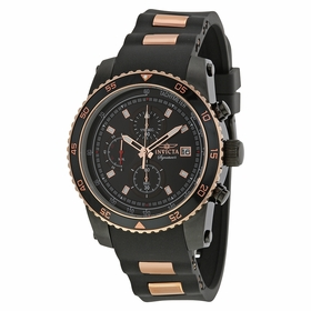 Invicta 7455 Signature II Mens Chronograph Quartz Watch