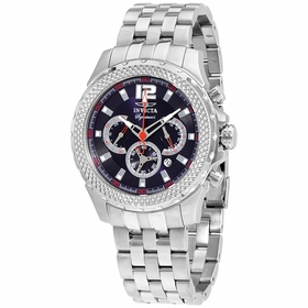 Invicta 7458 Signature II Mens Chronograph Quartz Watch