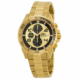 Invicta 7472 Signature II Mens Chronograph Quartz Watch