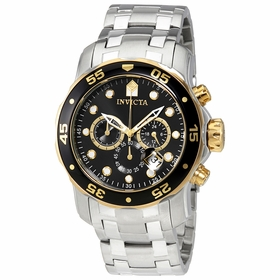 Invicta 80039 Pro Diver Mens Chronograph Quartz Watch