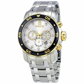 Invicta 80040 Pro Diver Mens Chronograph Quartz Watch