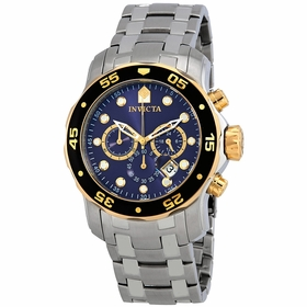 Invicta 80041 Pro Diver Mens Chronograph Quartz Watch