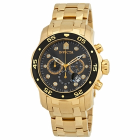 Invicta 80064 Pro Diver Mens Chronograph Quartz Watch