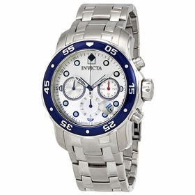 Invicta ILE0070A Pro Diver Mens Chronograph Quartz Watch