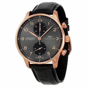 IWC IW371482 Portuguese Mens Chronograph Automatic Watch